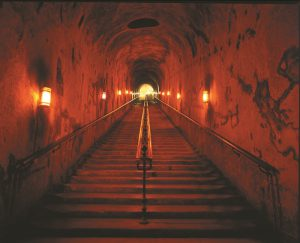Treppenaufgang Pommery Reims (c) Pommery