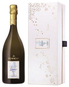 Bottle POMMERY Cuvée Louise 2002 ©Pommery