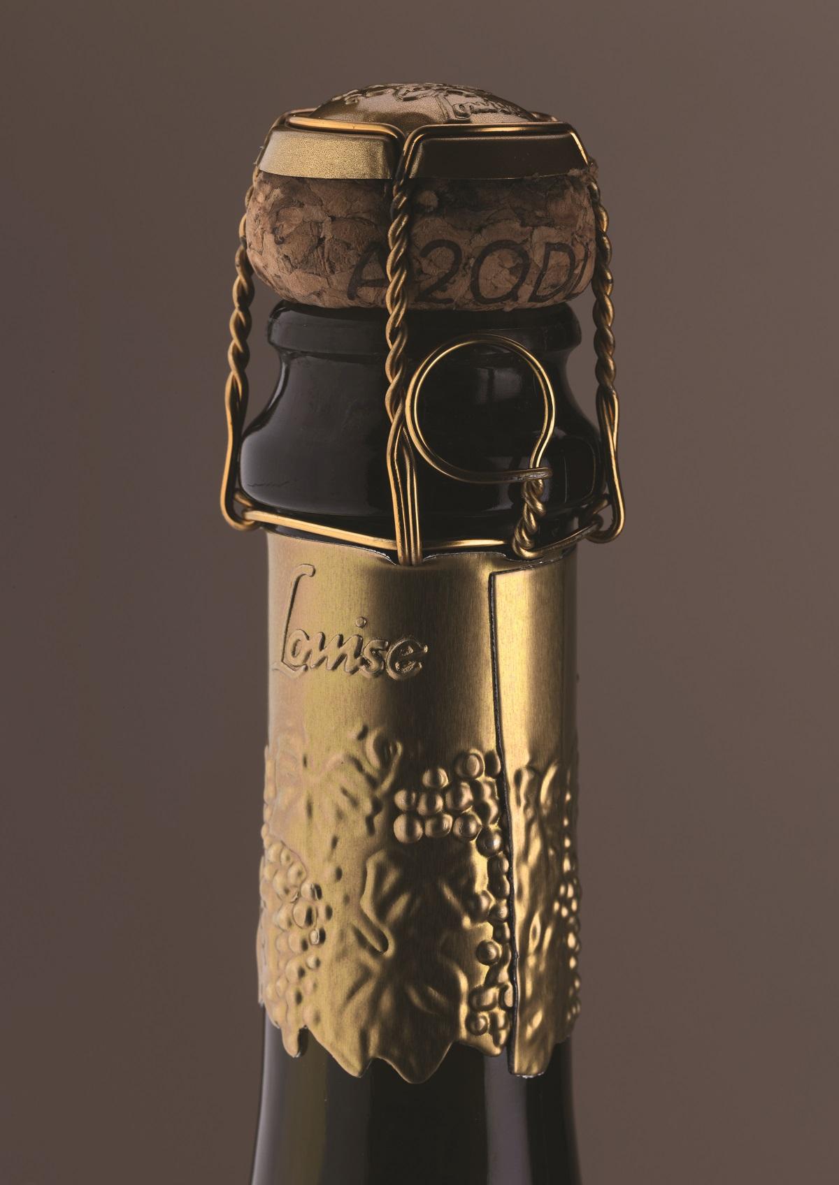 POMMERY Cuvée Louise 2002 (c) PR Pommery