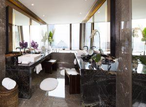 Bathroom at Okura Prestige, Bangkok ©Okura Prestige