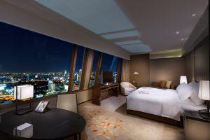 Room at Okura Prestige, Bangkok ©Okura Prestige