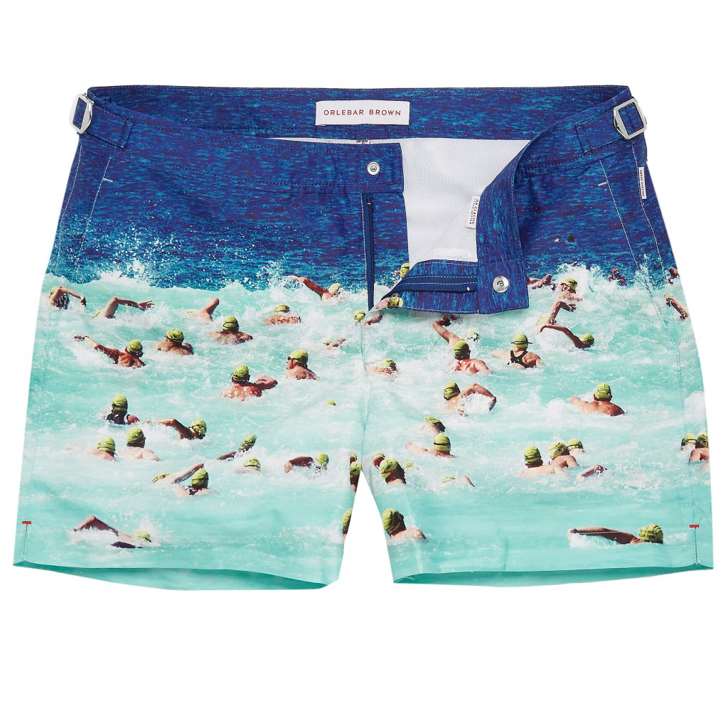 Men trunks: SETTERHULTONGETY_SEASWIMMERS ©Orlebar Brown