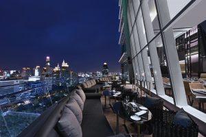 Terrace at Okura Prestige, Bangkok ©Okura Prestige