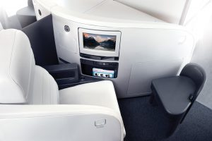Seat Business Premier - Air New Zealand ©Air New Zealand