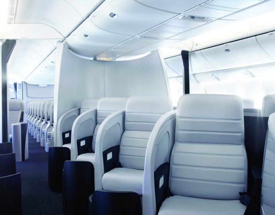 Cabin Business Premier - Air New Zealand ©Air New Zealand