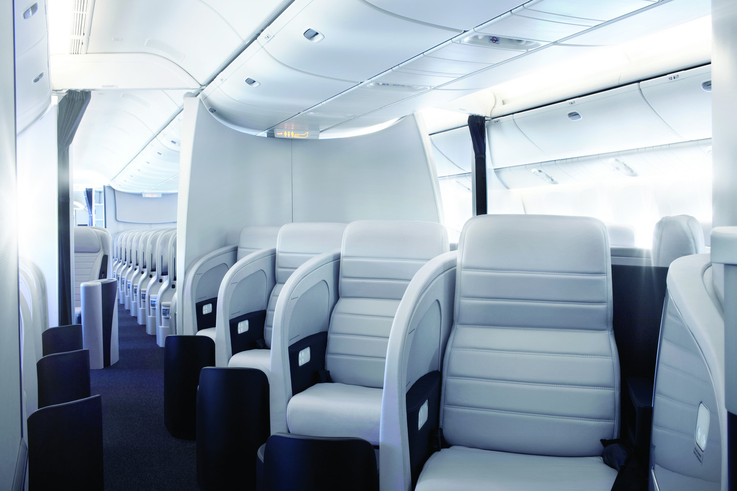 Cabin Business Premier - Air New Zealand ©Air New Zealand