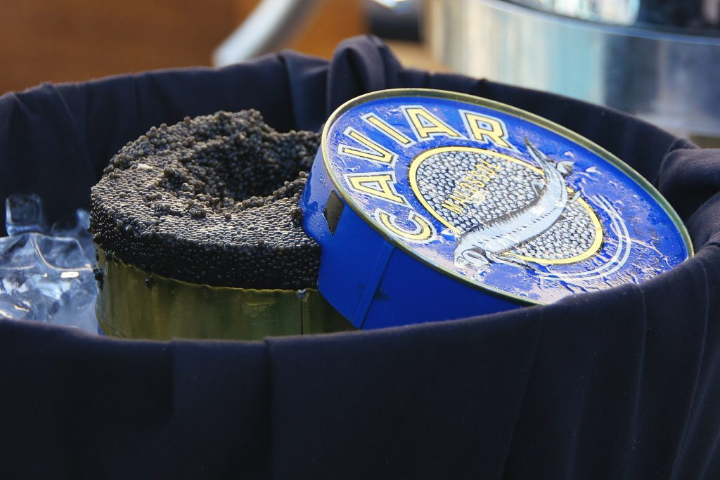 Jar of Beluga Caviar | Source: pixabay.com