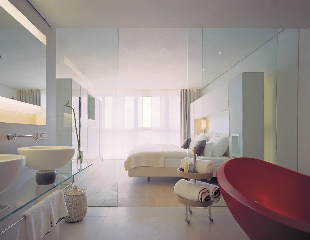 Suite in SIDE HOTEL - Designhotel Hamburg ©SIDE Hotel
