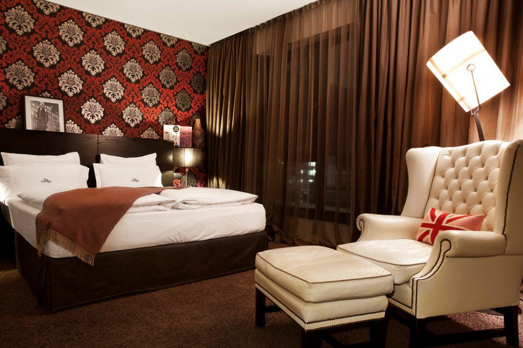 The George Room S - Designhotel Hamburg © The George Hotel, Hamburg