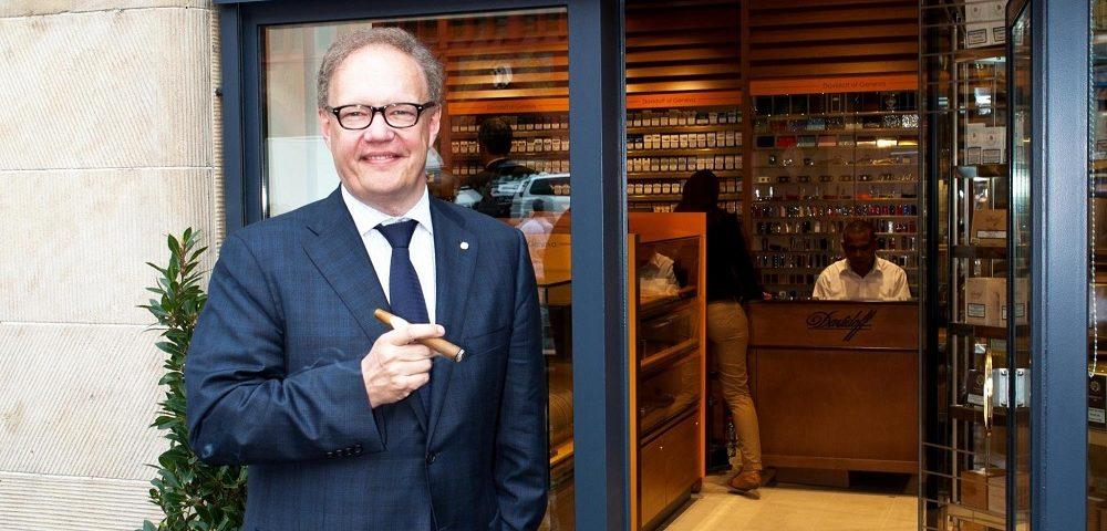 Im Interview: Hans-Kristian Hoesjsgaard von Davidoff